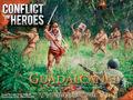 Vorschaubild zu Spiel Conflict of Heroes: Guadalcanal - The Pacific 1942