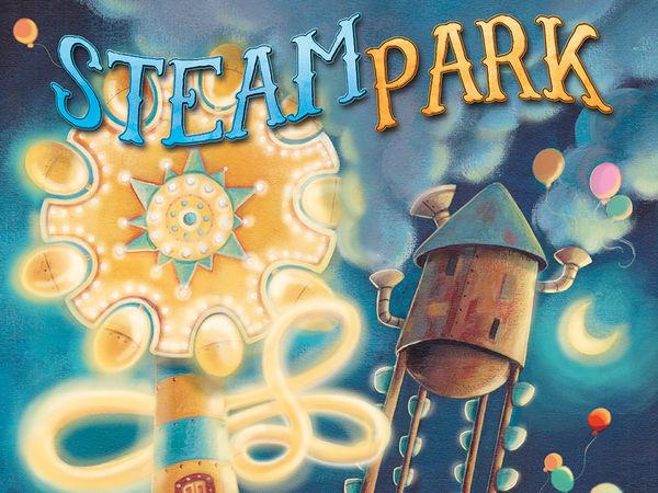 Bild zu Alle Brettspiele-Spiel Steam Park: Play Dirty