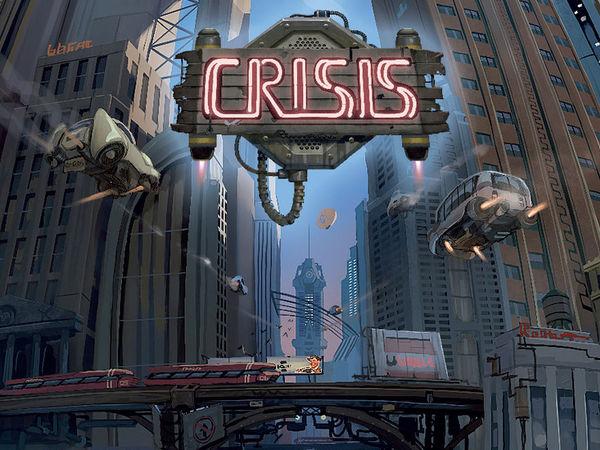 Bild zu Alle Brettspiele-Spiel Crisis