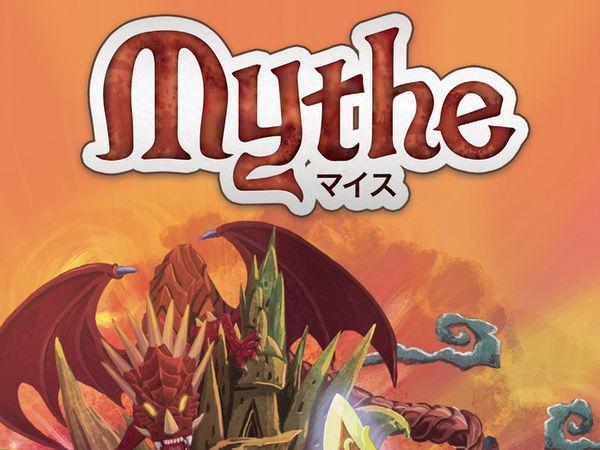 Bild zu Alle Brettspiele-Spiel Mythe
