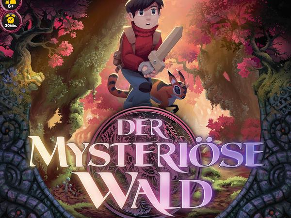 Bild zu Ausgezeichnet 2017-Spiel Der mysteriöse Wald
