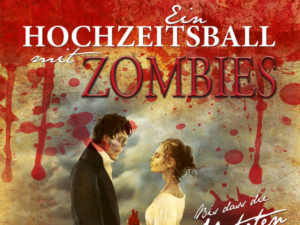 Bild zu Alle Brettspiele-Spiel Ein Hochzeitsball mit Zombies