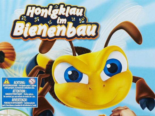 Bild zu Alle Brettspiele-Spiel Honigklau im Bienenbau