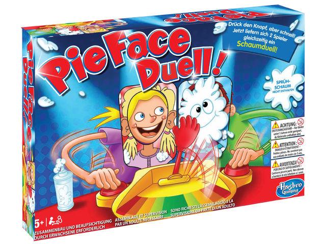 Pie Face: Duell Bild 1