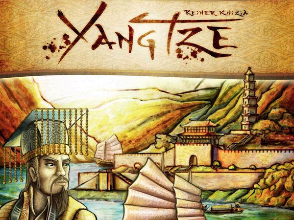 Bild zu Alle Brettspiele-Spiel Yangtze