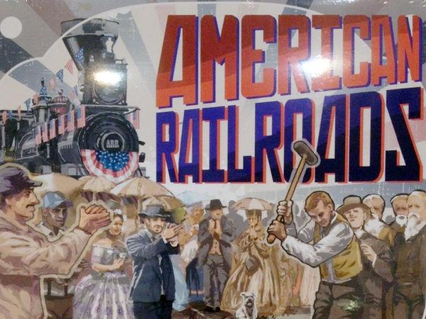 Bild zu Alle Brettspiele-Spiel Russian Railroads: American Railroads