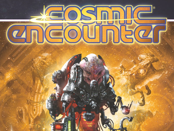 Bild zu Alle Brettspiele-Spiel Cosmic Encounter: Kosmische Allianz