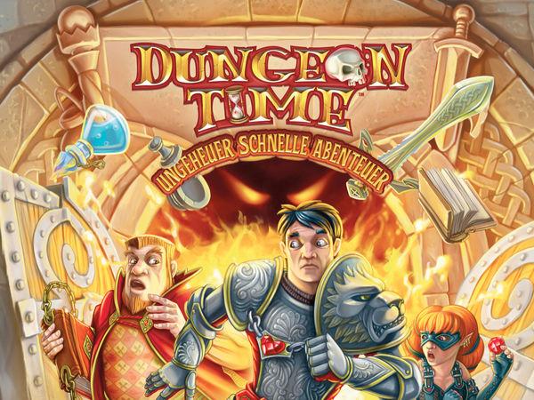 Bild zu Alle Brettspiele-Spiel Dungeon Time