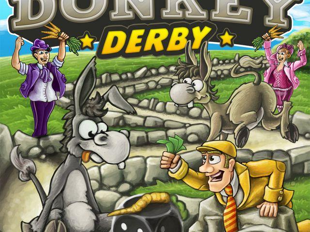 Donkey Derby Bild 1