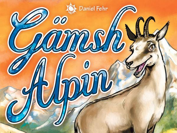Bild zu Alle Brettspiele-Spiel Gämsh Alpin