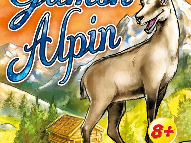 Gämsh Alpin Bild 1