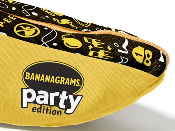 Bild zu Alle Brettspiele-Spiel Bananagrams Party