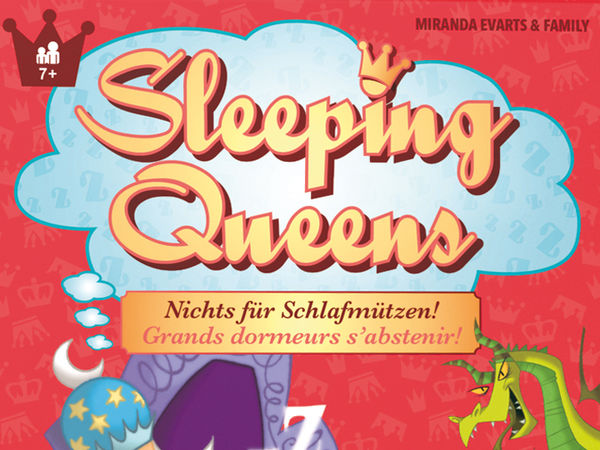 Bild zu Alle Brettspiele-Spiel Sleeping Queens