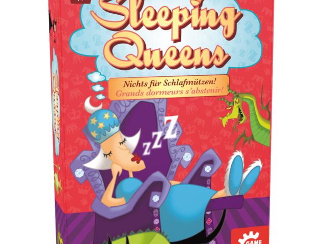 Sleeping Queens Bild 1