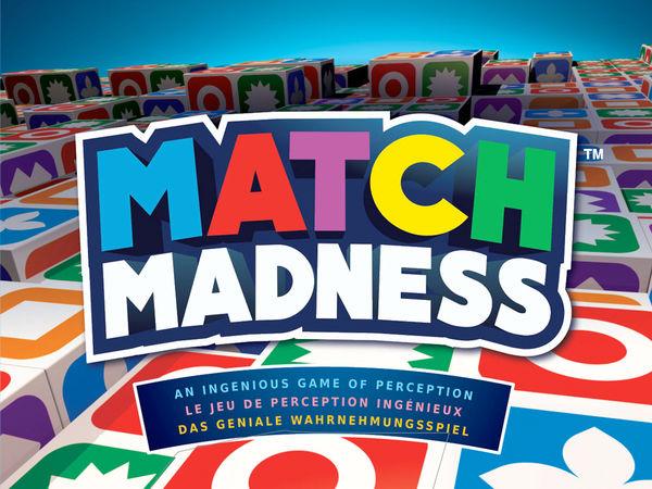 Bild zu Alle Brettspiele-Spiel Match Madness