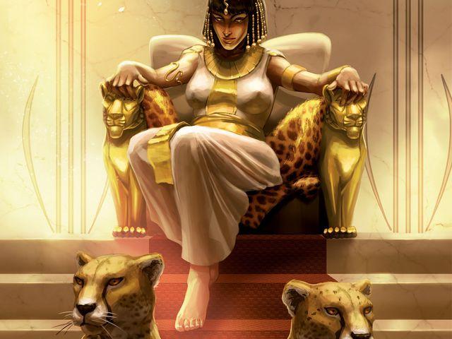 Deus: Ägypten Bild 1