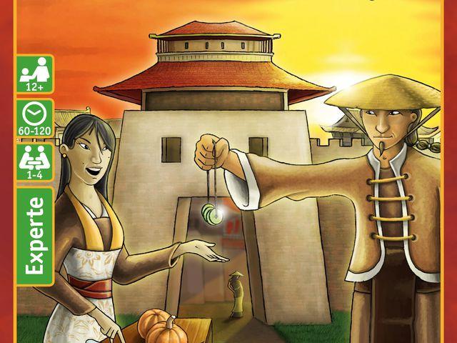 Vor den Toren von Loyang Bild 1