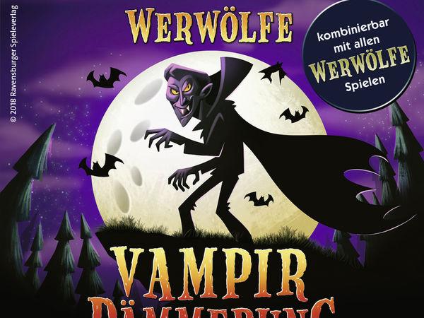 Bild zu Alle Brettspiele-Spiel Werwölfe: Vampirdämmerung
