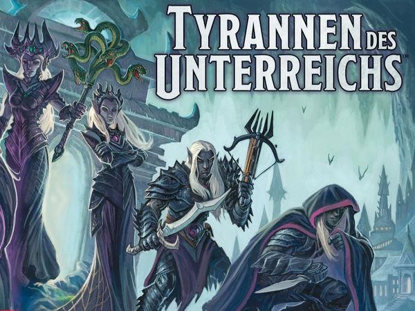 Bild zu Alle Brettspiele-Spiel Tyrannen des Unterreichs