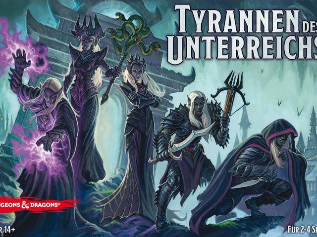 Tyrannen des Unterreichs Bild 1