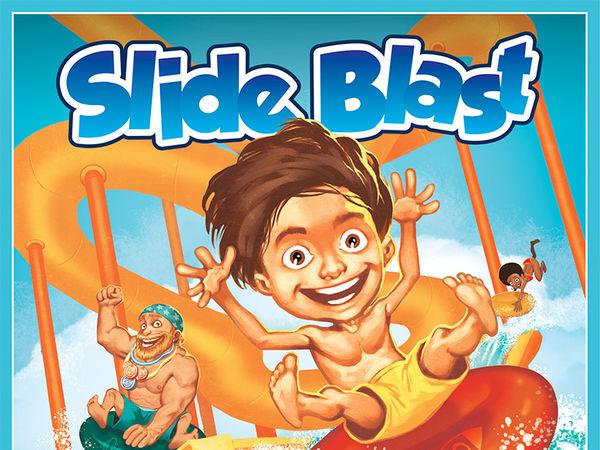 Bild zu Alle Brettspiele-Spiel Slide Blast