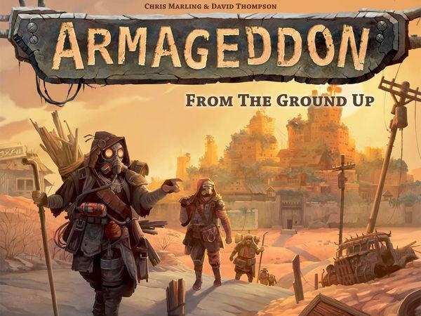 Bild zu Alle Brettspiele-Spiel Armageddon