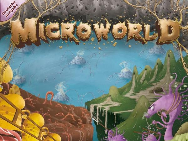 Bild zu Alle Brettspiele-Spiel Microworld