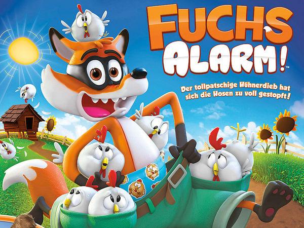 Bild zu Alle Brettspiele-Spiel Fuchs Alarm!