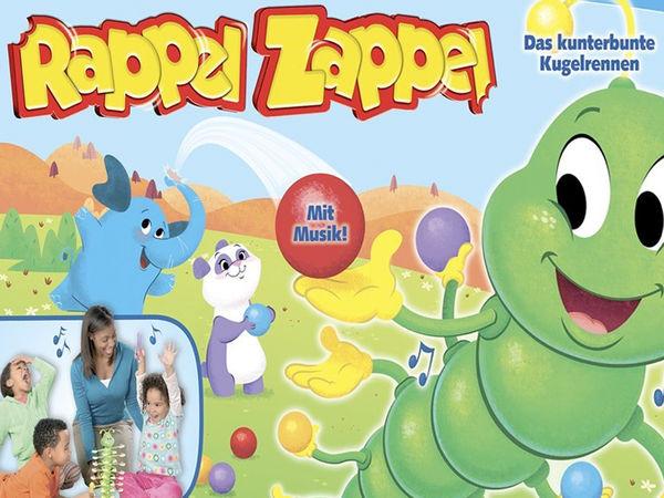 Bild zu Alle Brettspiele-Spiel Rappel Zappel