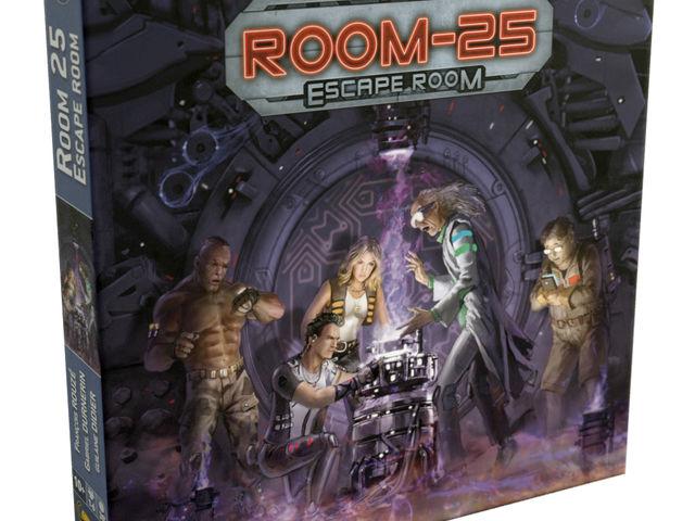 Room 25: Escape Room Bild 1