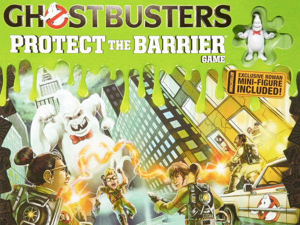 Bild zu Alle Brettspiele-Spiel Ghostbusters: Protect the Barrier Game