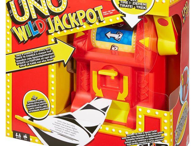 Uno Wild Jackpot Bild 1