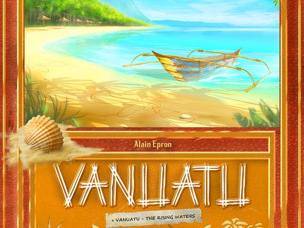 Bild zu Alle Brettspiele-Spiel Vanuatu: Second Edition