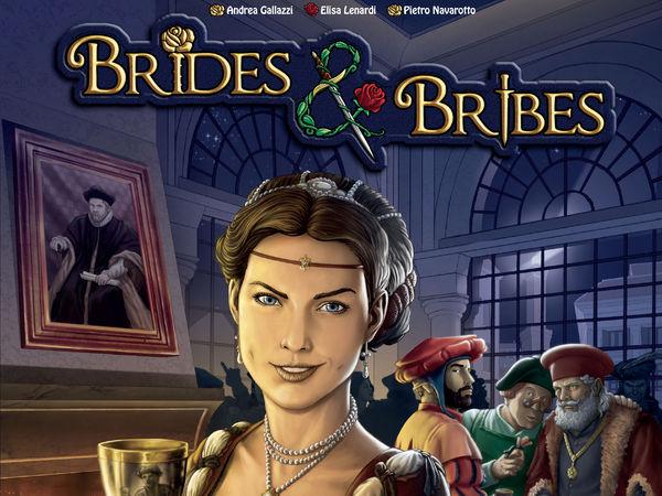 Bild zu Alle Brettspiele-Spiel Brides & Bribes