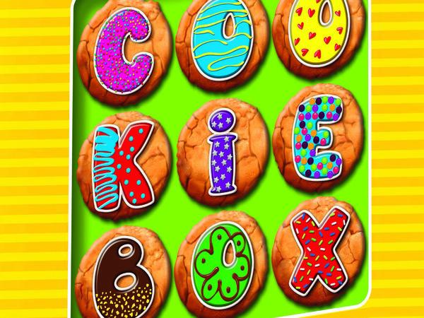 Bild zu Alle Brettspiele-Spiel Cookie Box