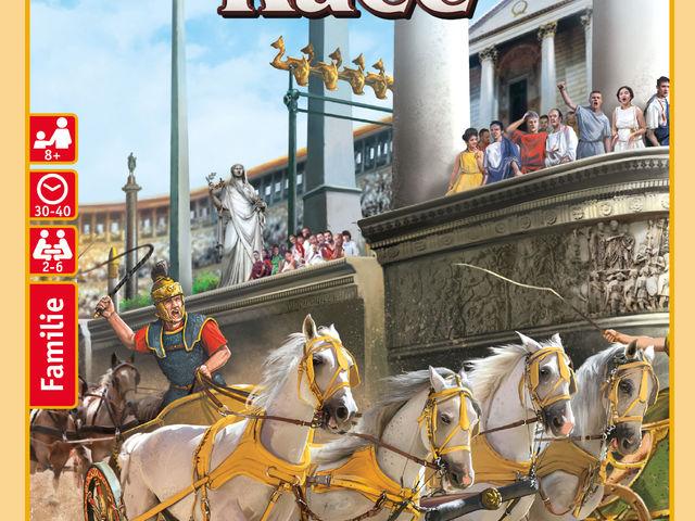 Chariot Race: Das große Wagenrennen Bild 1