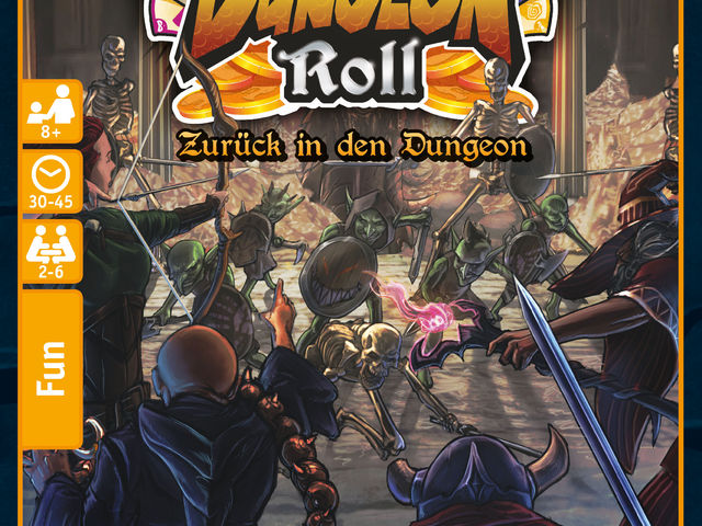 Dungeon Roll: Zurück in den Dungeon Bild 1