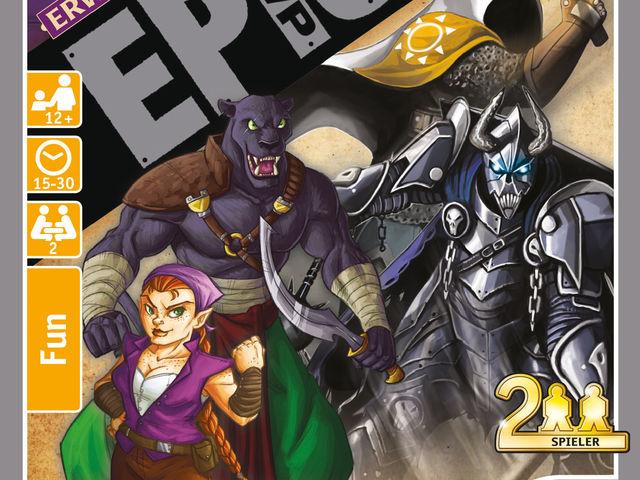 Epic PvP: Erweiterung 2 - Halbling, Katzenmensch, Ritter & Kleriker Bild 1