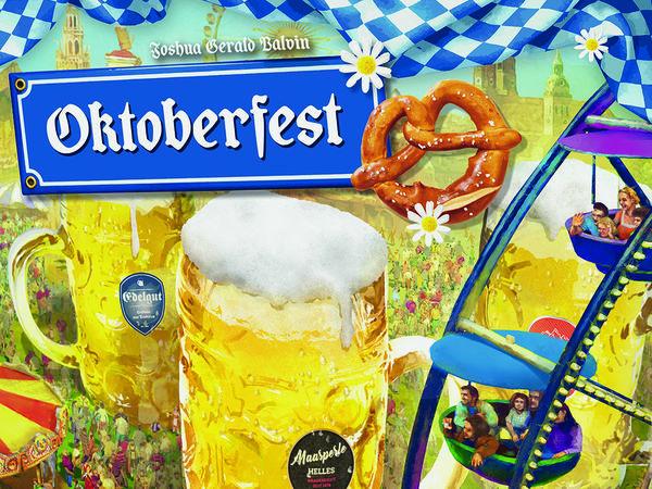 Bild zu Alle Brettspiele-Spiel Oktoberfest