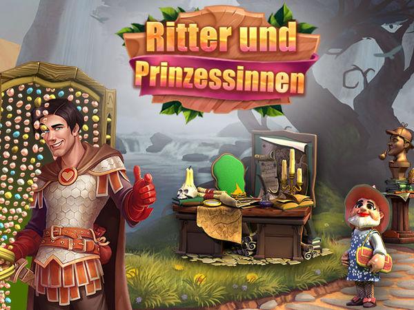Bild zu Alle-Spiel Knights and Brides