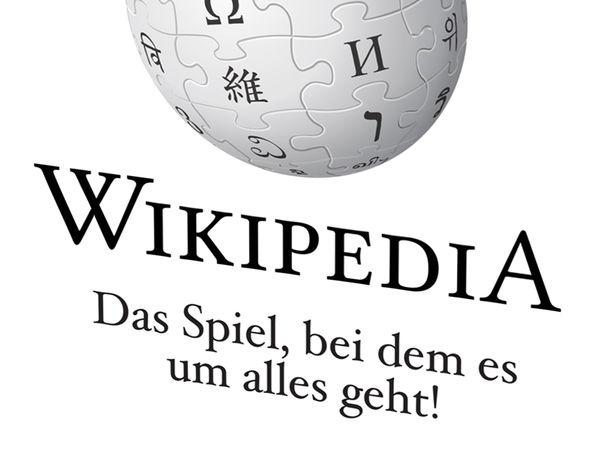 Bild zu Alle Brettspiele-Spiel Wikipedia: Das Spiel, bei dem es um alles geht