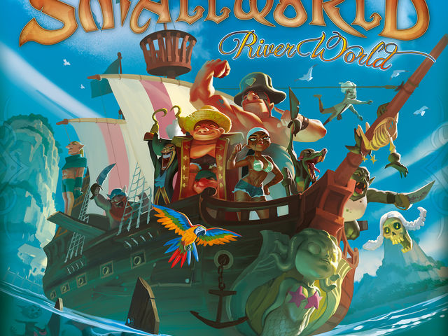 Small World: River World Bild 1