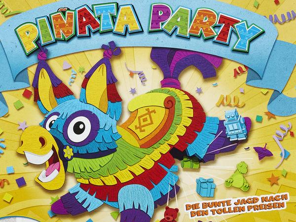 Bild zu Alle Brettspiele-Spiel Pinata Party