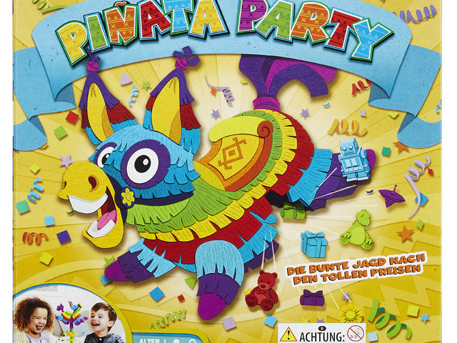 Pinata Party Bild 1