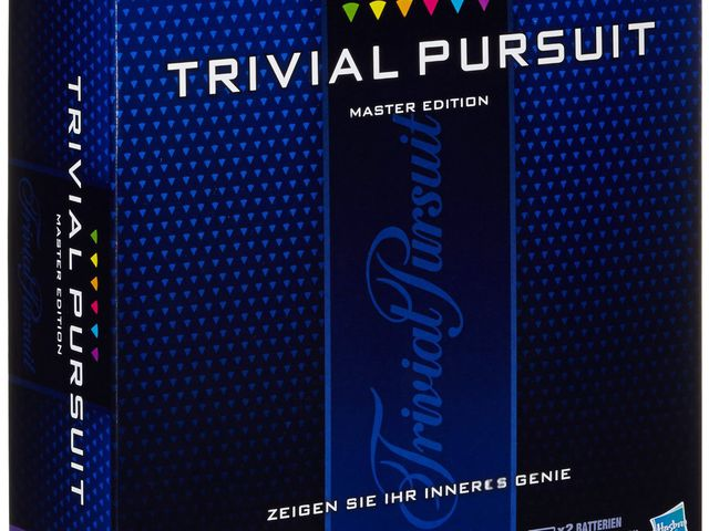 Trivial Pursuit: Master Edition Bild 1