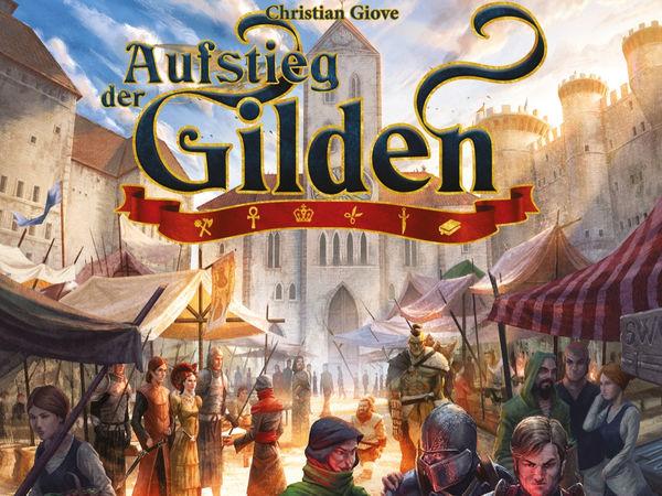 Bild zu Alle Brettspiele-Spiel Aufstieg der Gilden
