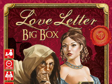 Love Letter: Big Box