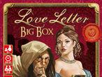 Vorschaubild zu Spiel Love Letter: Big Box