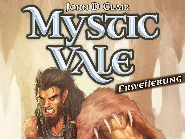 Bild zu Alle Brettspiele-Spiel Mystic Vale: Tal der Magie & Tal der Wildnis