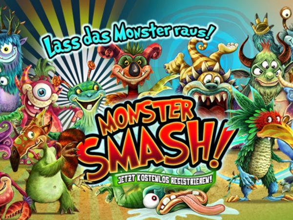 Bild zu Action-Spiel Monstersmash
